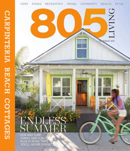 carpinteria beach cottages 805 magazine feature