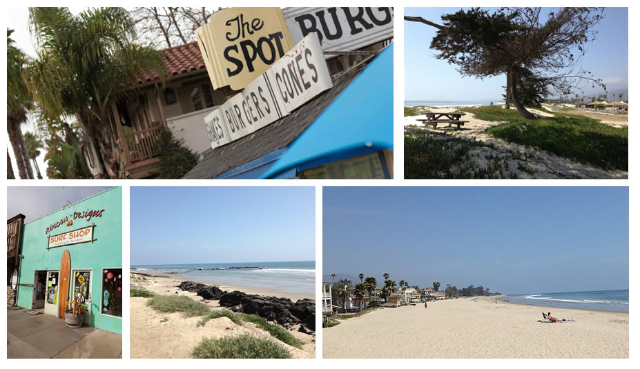 carpinteria beach attractions