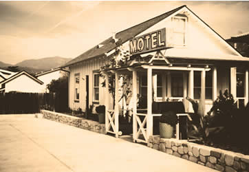 historic photo carpinteria beach cottages